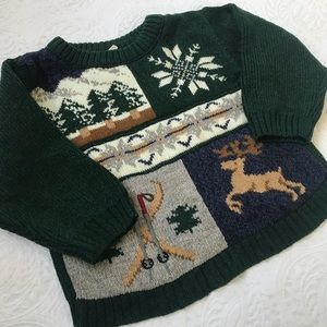 🌲BOYS WINTER SWEATER🌲 HOLIDAY CHRISTMAS KNIT